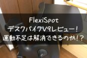 flexispot-v9-review